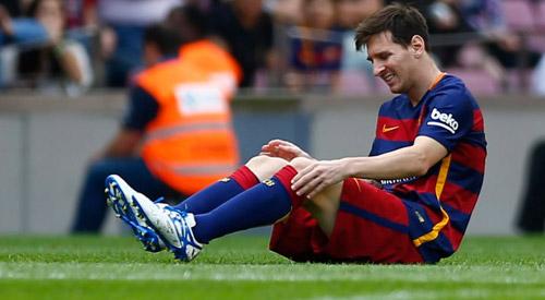 Barca: Quên mà nhớ Messi - 2