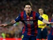 Bóng đá - Đề cử bàn đẹp nhất 2015: Có Messi, vắng Ronaldo