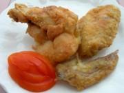 Ẩm thực - Trổ tài làm món gà rán ngon hơn ngoài hàng