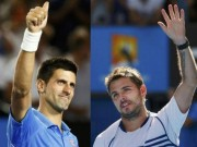 Thể thao - Chi tiết Djokovic - Wawrinka: Set 3 cách biệt (KT)