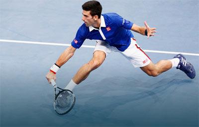 Chi tiết Djokovic - Wawrinka: Set 3 cách biệt (KT) - 3