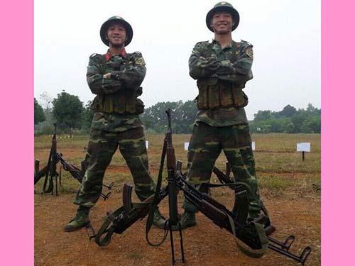 Rèn chất lính cho cầu thủ trẻ - 1