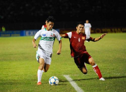 HAGL gặp khó ở Giải U21 quốc tế - 1