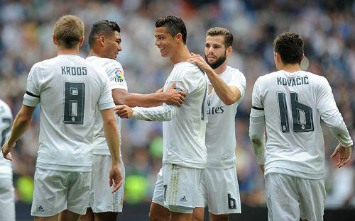 Sevilla – Real: 3 điểm, nghỉ ngơi, chờ đại chiến - 1