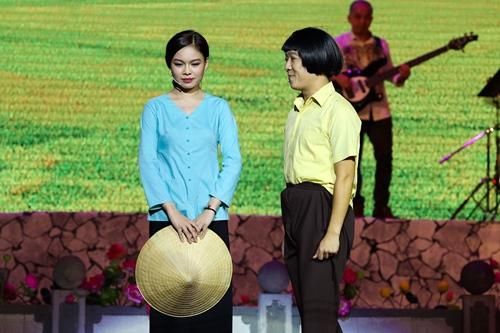 """Mr. Đàm bị Hoài Linh cho """"no đòn"""" vì Trường Giang - 8"""