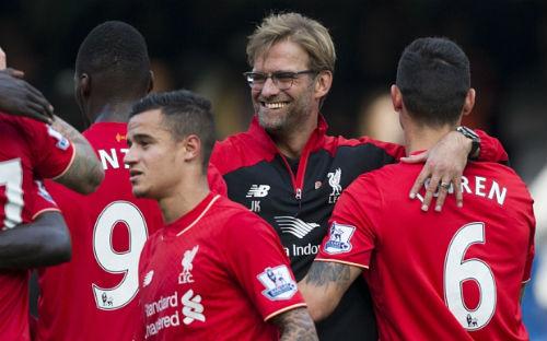 Liverpool – Crystal Palace: Thiên đường thứ 4 - 1