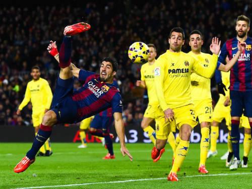 """Barca – Villarreal: Chạy đà đến """"Siêu kinh điển"""" - 1"""