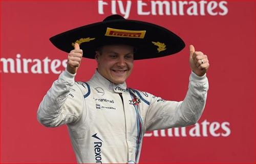 Nhìn lại Mexican GP: Điểm sáng Bottas (P1) - 1