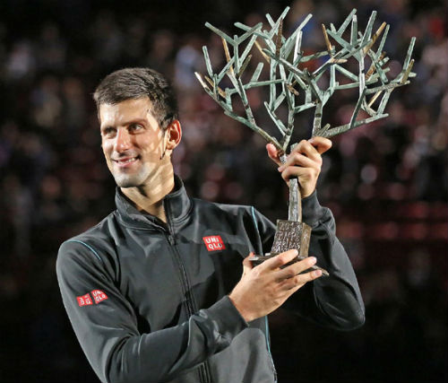 Chung kết Paris Masters: Murray & sứ mệnh cản bước Nole - 1