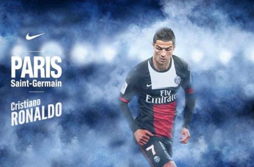 """""""Ronaldo nói tiếng Pháp tốt, sẽ tới PSG năm sau"""" - 1"""