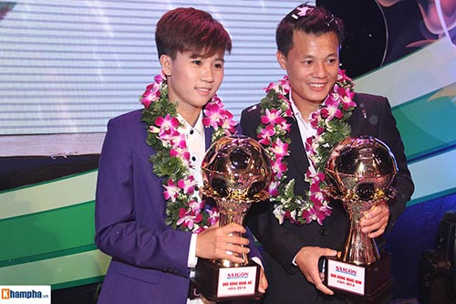 Quả bóng vàng VN 2015: Công Phượng, Tuấn Anh được đề cử - 1