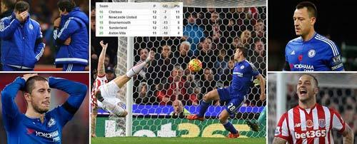 Chelsea tiếp tục sa lầy: Tất cả chống lại Mourinho - 1