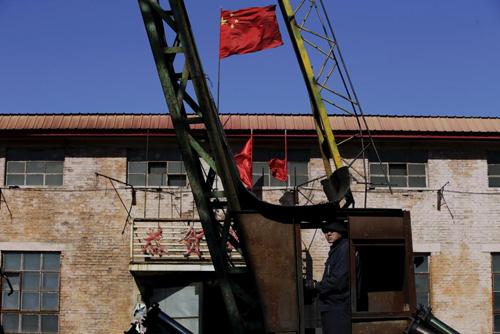Ảnh: Cuộc sống bên trong thành phố mỏ ở Trung Quốc - 5