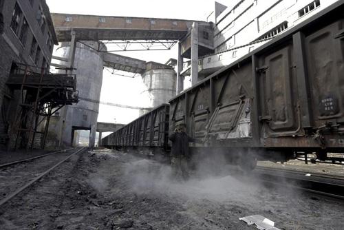 Ảnh: Cuộc sống bên trong thành phố mỏ ở Trung Quốc - 13