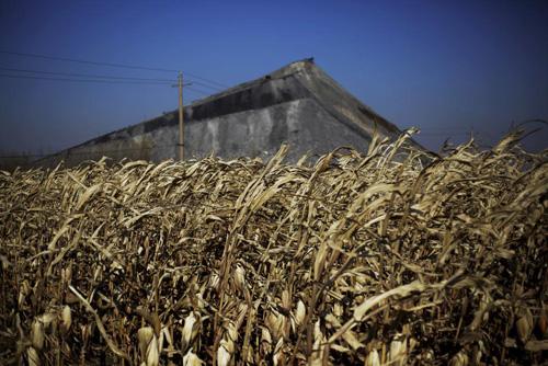 Ảnh: Cuộc sống bên trong thành phố mỏ ở Trung Quốc - 14