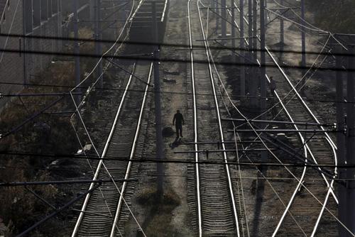 Ảnh: Cuộc sống bên trong thành phố mỏ ở Trung Quốc - 7
