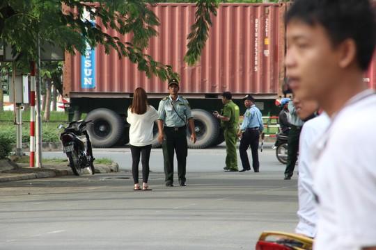 TP.HCM: Giải cứu cô gái Hàn Quốc có ý định tự tử - 6
