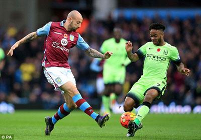 Chi tiết Aston Villa - Man City: 1 điểm quý như vàng (KT) - 4