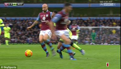 Chi tiết Aston Villa - Man City: 1 điểm quý như vàng (KT) - 7