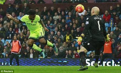 Chi tiết Aston Villa - Man City: 1 điểm quý như vàng (KT) - 9