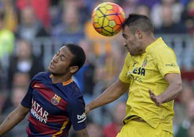 Chi tiết Barca - Villarreal: Neymar rực sáng (KT) - 3