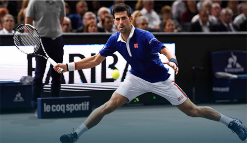 Video Djokovic vs Murray - 1