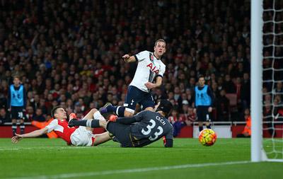 Chi tiết Arsenal - Tottenham: Dự bị tỏa sáng (KT) - 5