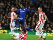 Bóng đá - Stoke - Chelsea: Nỗ lực bất thành