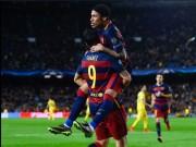 Bóng đá - Chi tiết Barca - Villarreal: Neymar rực sáng (KT)