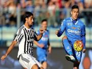 Bóng đá - Empoli - Juventus: Kinh nghiệm ngược dòng