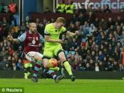 Bóng đá - Aston Villa - Man City: Kiên cường chống trả