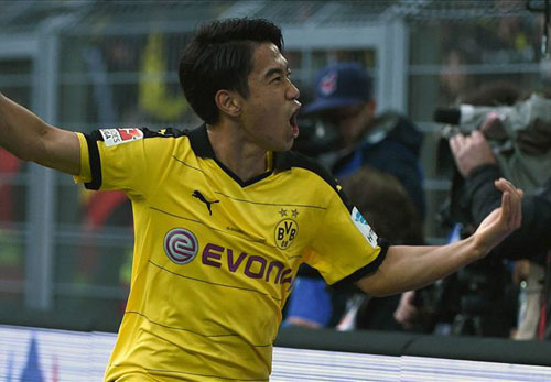 Dortmund – Schalke: Rượt đuổi kịch tính - 1