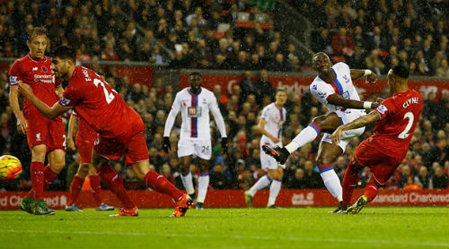 Video Liverpool vs Crystal Palace - 1