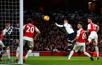 Chi tiết Arsenal - Tottenham: Dự bị tỏa sáng (KT) - 9
