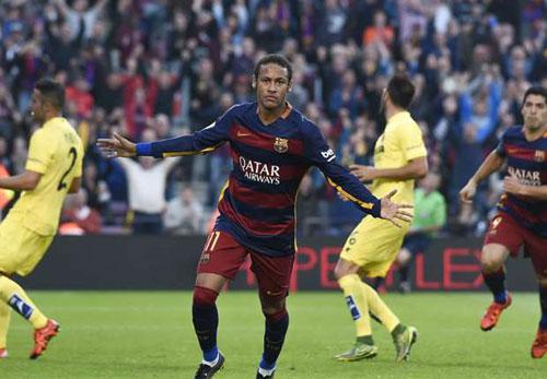 """HLV Enrique gọi Neymar là cầu thủ """"độc nhất vô nhị"""" - 1"""