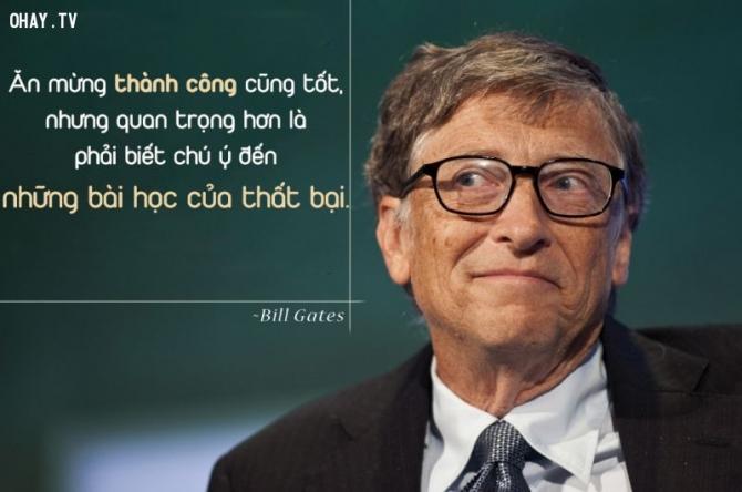 Cách người thành công đối mặt với thất bại - 1