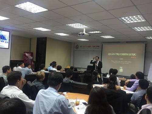 Chương trình Giám đốc Điều hành chuyên nghiệp dành cho chủ doanh nghiệp - 1