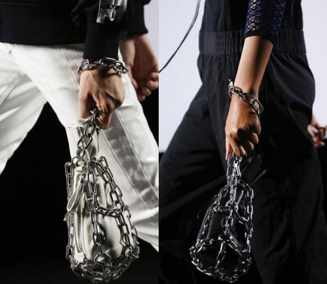 Mê mẩn những mẫu túi đồ hiệu cực chất - 4
