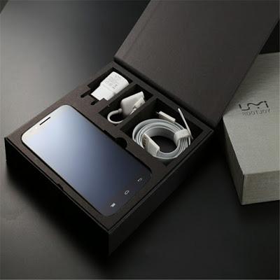 Điện thoại Emax pin lâu, mỏng thu hút giới mê công nghệ - 1