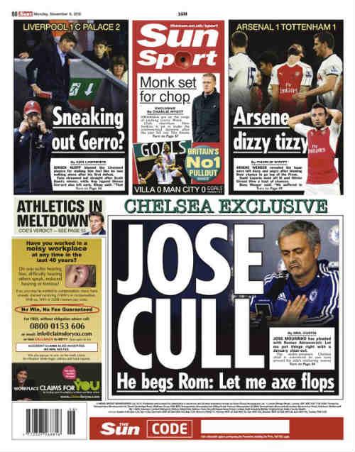 Sa thải Mourinho, Abramovich có thể mất 100 triệu bảng - 2