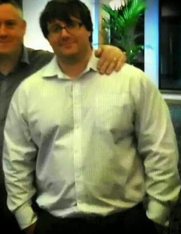 Người đàn ông 127kg bỗng cơ bắp cuồn cuộn nhờ cá cược - 2