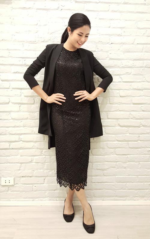 Hoa hậu Kỳ Duyên diện túi hiệu trăm triệu đi dự tiệc - 9