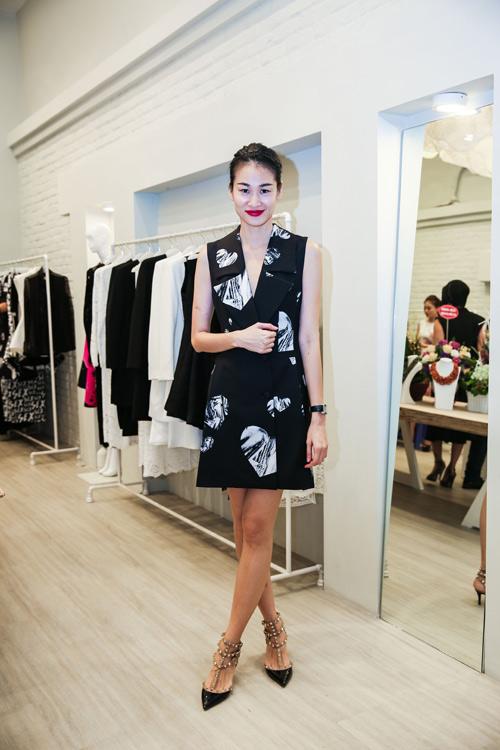 Hoa hậu Kỳ Duyên diện túi hiệu trăm triệu đi dự tiệc - 13