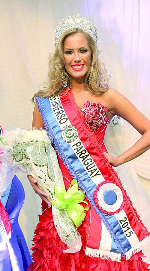 Tân hoa hậu Hoàn vũ Paraguay bị tước ngôi vì có thai - 5