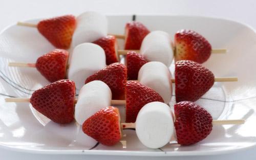 Kẹo Marshmallow món ăn vặt bổ dưỡng - 2
