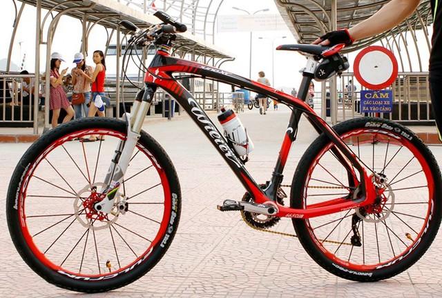8 loại xe đạp đắt đỏ nhất Việt Nam - 2