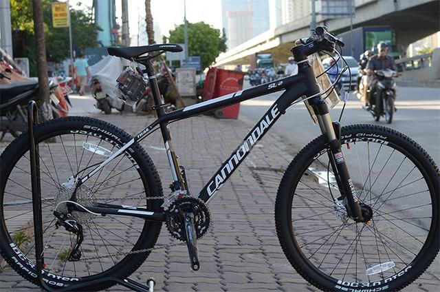 8 loại xe đạp đắt đỏ nhất Việt Nam - 10