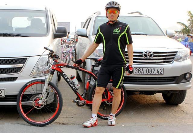 8 loại xe đạp đắt đỏ nhất Việt Nam - 3