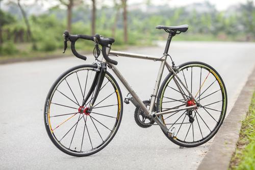 8 loại xe đạp đắt đỏ nhất Việt Nam - 6