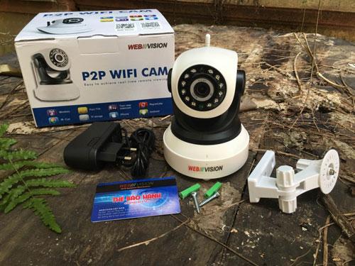"""Camera IP Webvision S6203Y bỏ xa đối thủ nhờ tính năng """"độc"""" - 1"""